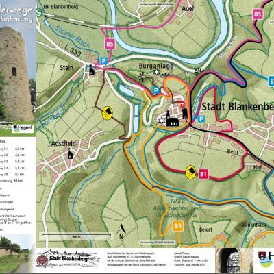 Stadt-Blankenberg-Karte